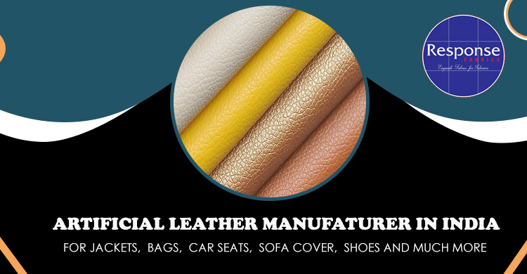 Artificial leather manufacturers in India